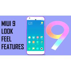 Последнее обновление MIUI 9 принесла в Xiaomi Mi Mix 2 функцию распознавания лица