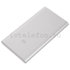 Аккумулятор Xiaomi Mi Power Bank 2 5000 (silver)