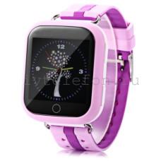 Умные детские часы Smart Baby Watch Q100 (purple)
