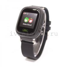 Умные детские часы Smart Baby Watch Q90 (black)