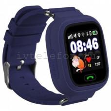 Умные детские часы Smart Baby Watch Q90 (blue)