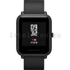 Часы Xiaomi Amazfit Bip (black) Global Version