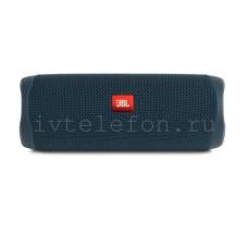 Портативная акустика JBL Flip 5 (синий) RosTest Version