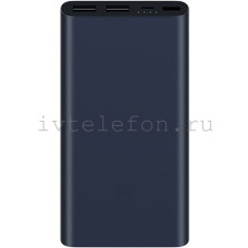 Аккумулятор Xiaomi Mi Power Bank 2S 10000 (black)