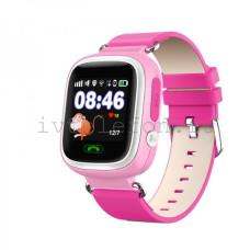 Умные детские часы Smart Baby Watch Q90 (pink)
