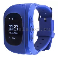 Умные детские часы Smart Baby Watch Q50 (dark blue)