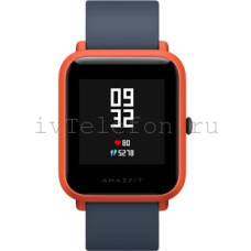 Часы Xiaomi Amazfit Bip (red) Global Version