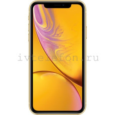Смартфон Apple iPhone XR 128Gb (yellow) RosTest Version