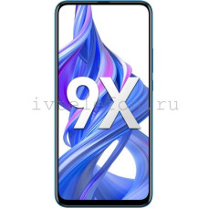 Смартфон Honor 9X 4/128Gb (blue) RosTest Version