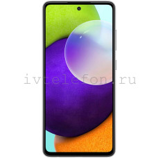 Смартфон Samsung Galaxy A52 4/128Gb (чёрный)